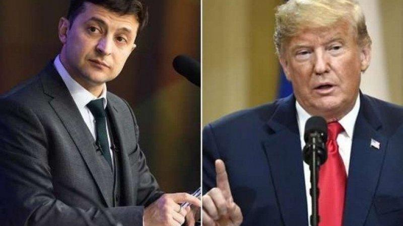 Трамп открыто потребовал от Зеленского расследовать дело Байденов
