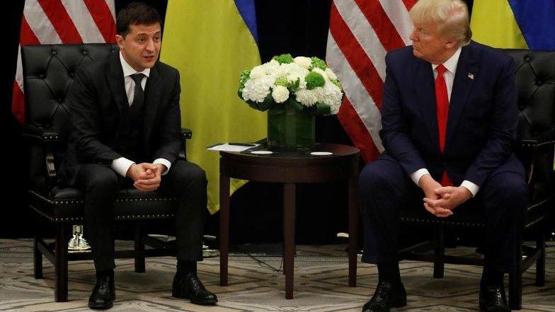 Трамп дважды указал Зеленскому на необходимость примирения с Россией