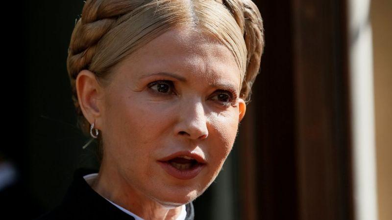 Тимошенко предрекает референдумы об отделении по всем границам Украины