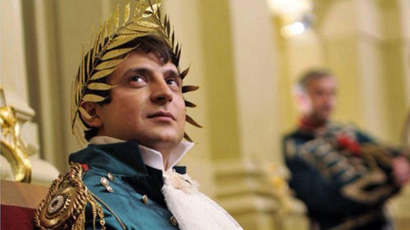 Известный режиссёр объяснил, зачем Зеленский пошёл в президенты