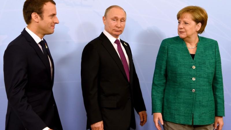 В Кремле допустили возможность проведения «нормандского саммита» до конца года