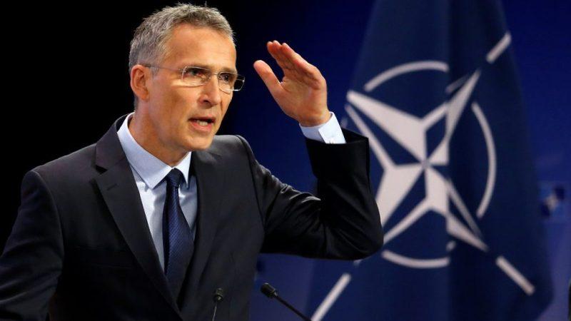 Генсек НАТО летит передать Зеленскому «твёрдый сигнал поддержки»
