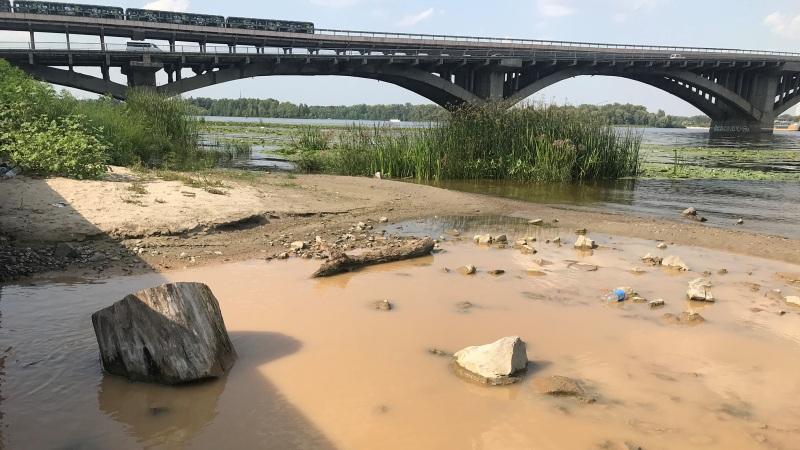 Днепр уже не тот: Украина погубила великую реку