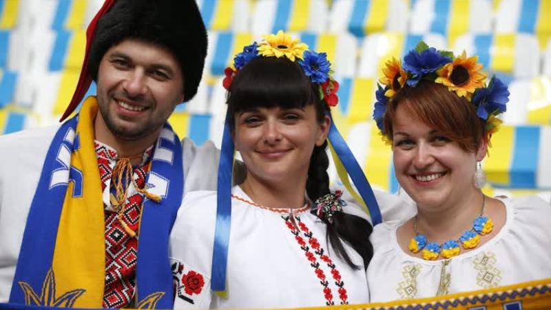 Форвард Олег Саленко: Матч Россия – Украина станет прорывом на ЧЕ