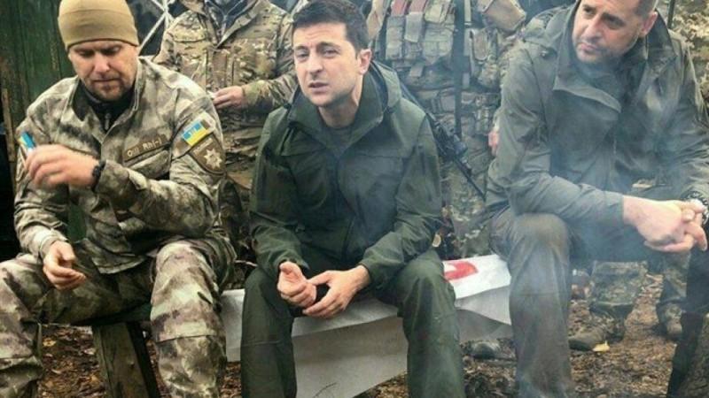 Партия Зеленского уговаривает США не признавать террористами украинских неонацистов