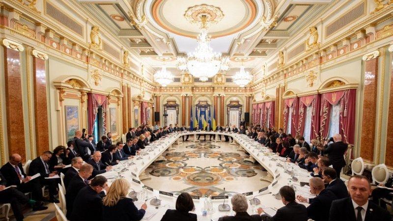 Комиссия НАТО-Украина в Киеве выкатила огромную антироссийскую телегу