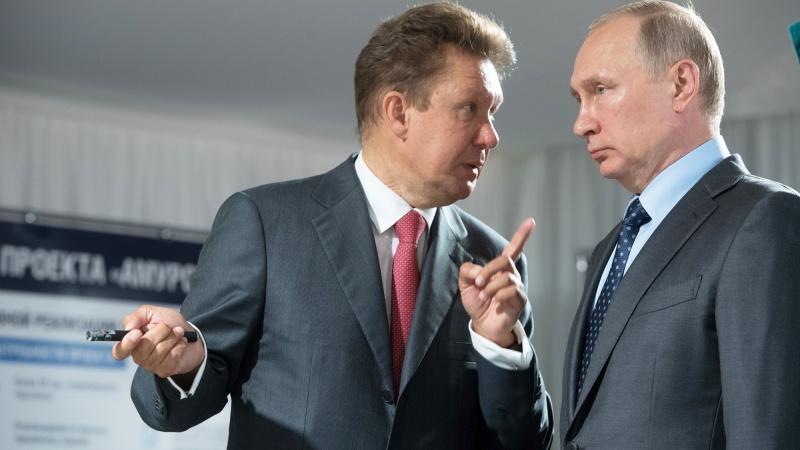 Украинскую ГТС приобретёт западный партнёр «Газпрома»