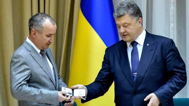 Глава СБУ при Порошенко обвинён в шпионаже