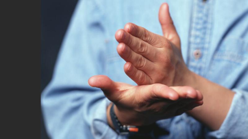 Украина намерена искоренить русский язык жестов