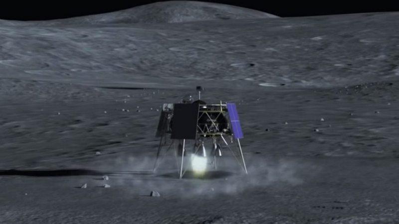 Кто не скачет – тот Луноход: Украина планирует добывать газ на спутнике Земли