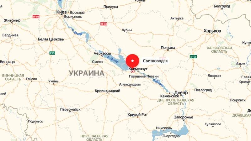 Украинцы перекрывают дороги, требуя подачи тепла в дома