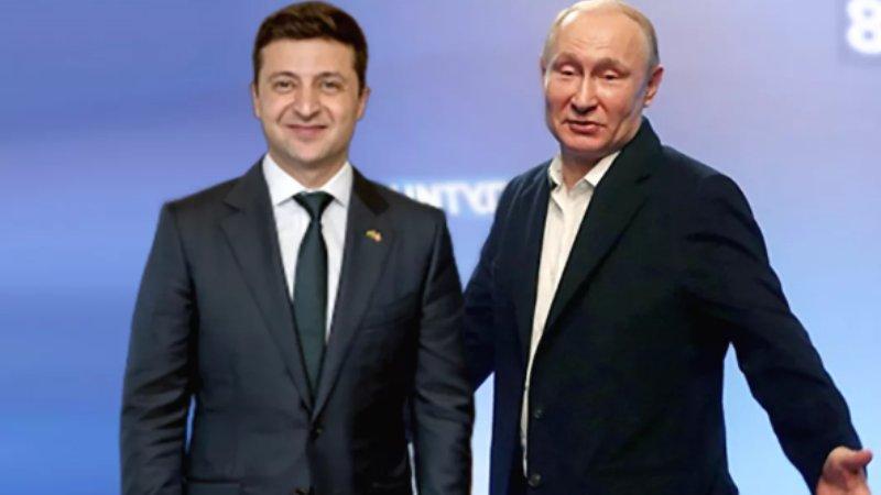 Путин и Зеленский поговорят лично уже после «нормандского саммита»