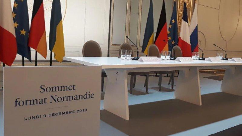 «Нормандский саммит» располовинил «формулу Штайнмайера» во времени