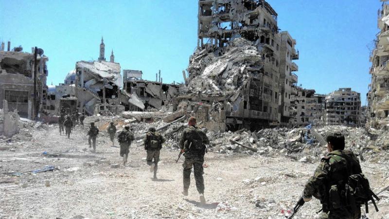 НАТО приступило к срочной подготовке украинской армии к боям в городах