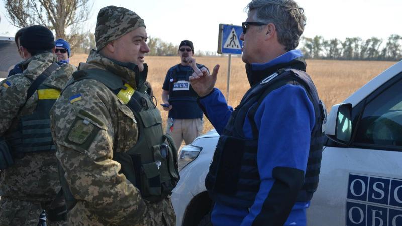 Момент истины: ОБСЕ и Украина вступили в открытый конфликт по Минским соглашениям