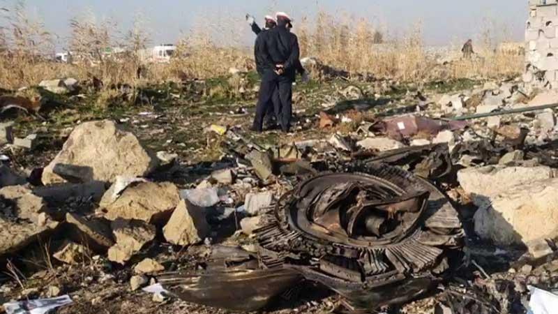 «Попадания ракеты не было» – Тегеран назвал причину крушения украинского Боинга