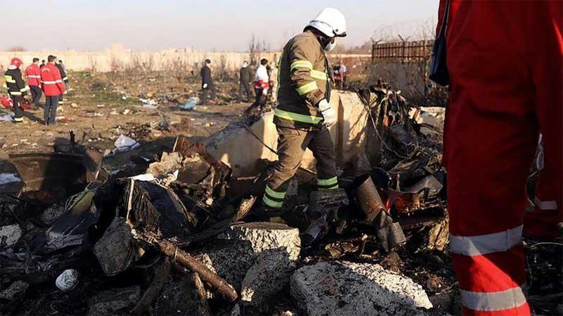 Киев назвал основные версии крушения Боинга в Иране: в списке – поражение ракетой и теракт