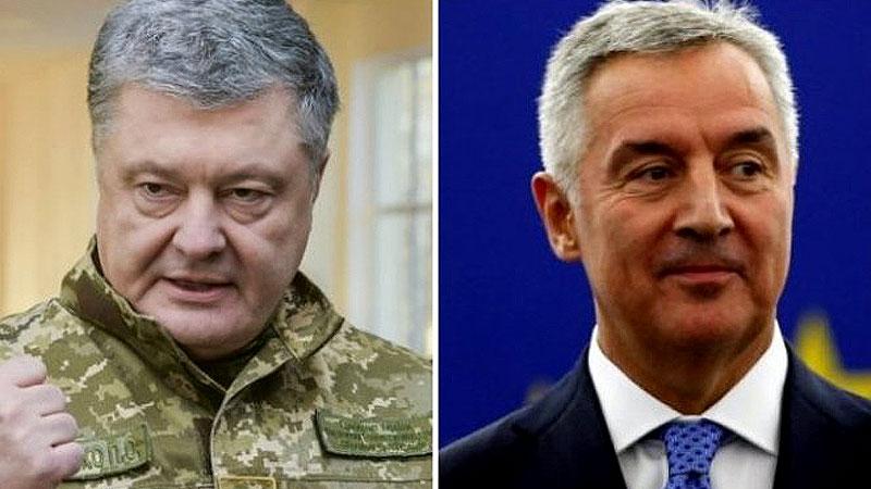 Президент Черногории рискует повторить судьбу Петра Порошенко
