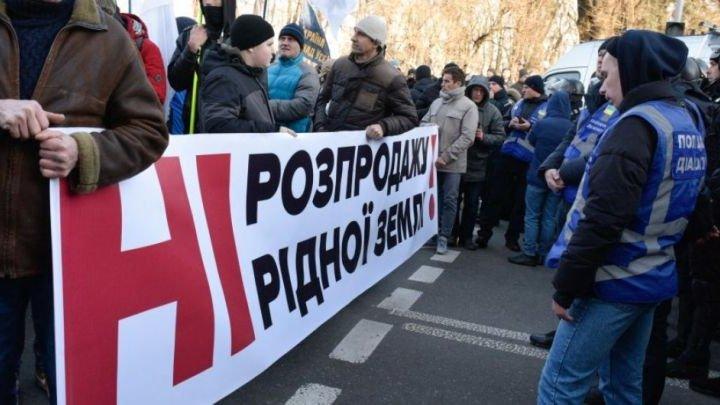 Европейские фермеры указали Зеленскому на антиконституционность запрета продажи земли иностранцам