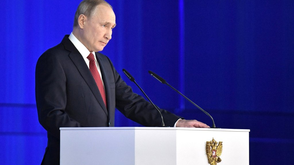 Путин назвал рецепт роста реальных доходов россиян. «Правительство и ЦБ, это вас касается!»