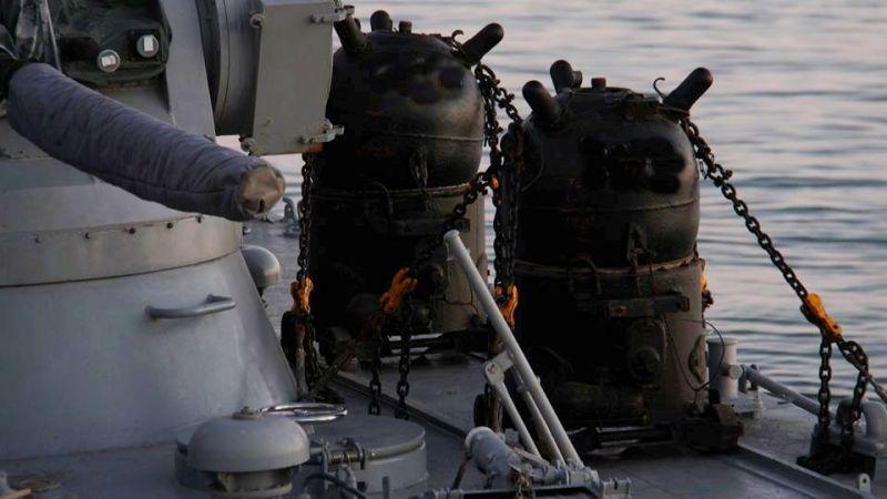 Украина приступает к глубинному минированию Азовского моря