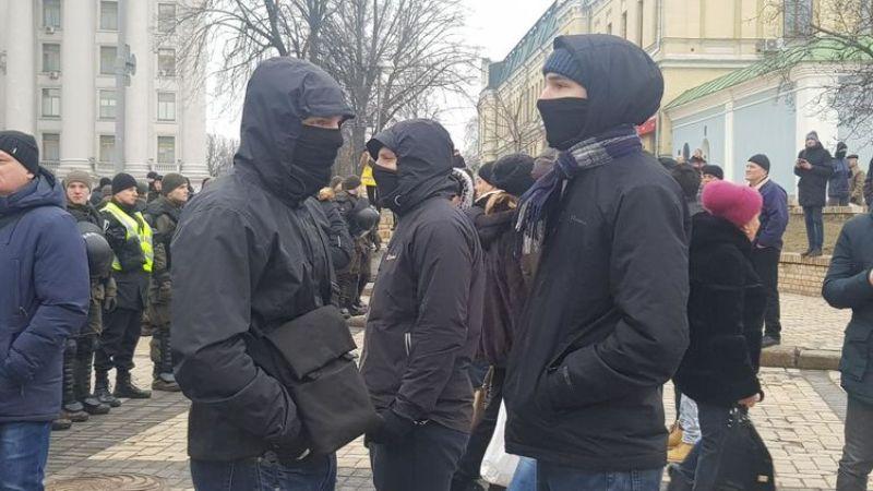 Митинг антифашистов в Киеве спровоцировал массовые призывы неонацистов к убийствам «левой сволочи»