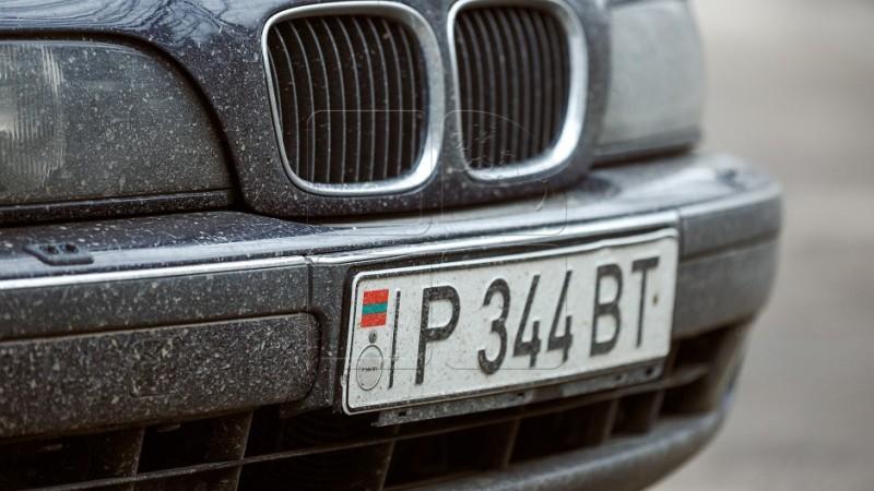 Украина вводит запрет на въезд автомобилей с номерами ПМР