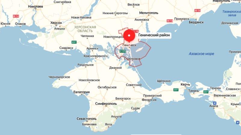 Украина поселит крымских перебежчиков на границе с полуостровом