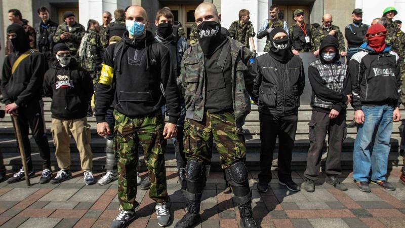 Верховный суд Украины запретил называть неонацистами украинских неонацистов