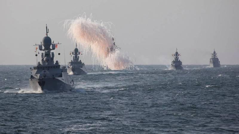 Россия сполна отомстит Украине после завершения натовских учений «Си Бриз-21»