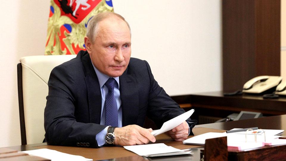 Путин: экономика России полностью восстановилась после пандемии
