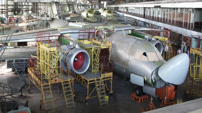 «Не можем ничего строить» – директор Харьковского авиазавода сдался