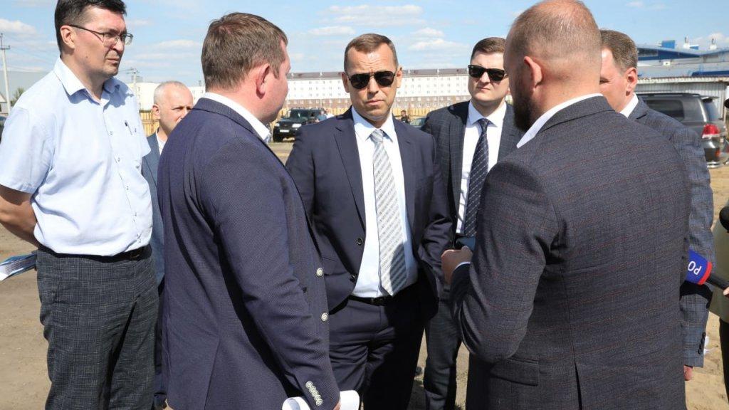 Губернатор Шумков поделился итогами трёхлетней работы на посту главы региона