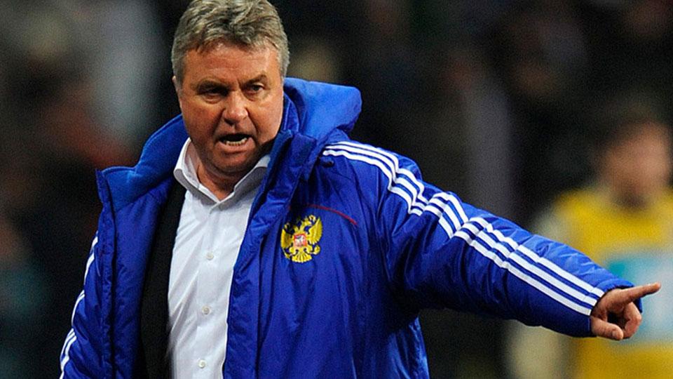 Гус Хиддинк объявил о завершении тренерской карьеры
