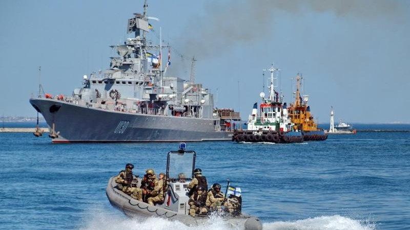 Украина лишилась последнего военного корабля, способного выйти в мировой океан