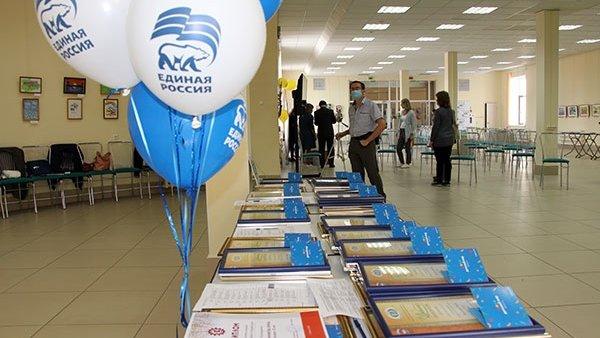Курганские единороссы получили победу на выборах в Госдуму