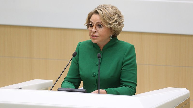 Матвиенко похвалила губернатора Шумкова: «Это не только моё мнение, я ознакомилась с блогосферой»