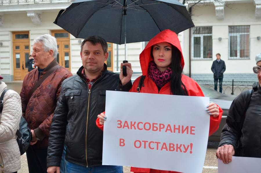 Заксобрание Севастополя приняло вовтором чтении закон овыборах губернатора