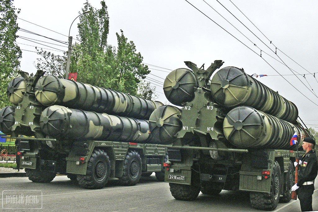 Российская С-400 может стать причиной войны на Востоке