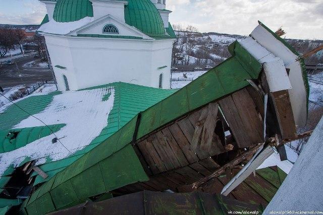 В Свято-Троицком соборе Алапаевска собирают деньги на ...: http://urfo.org/ekb/560991.html