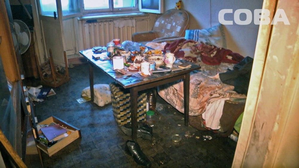 ВЕкатеринбурге два человека погибли впожаре вквартире
