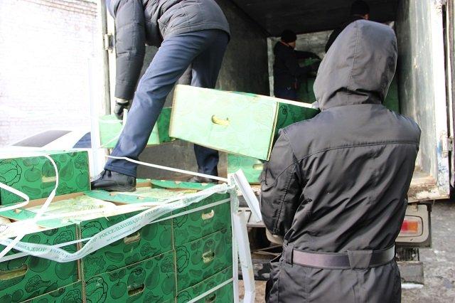 Россельхознадзор проинформировал обуничтожении трёх тонн санкционных продуктов вЕкатеринбурге