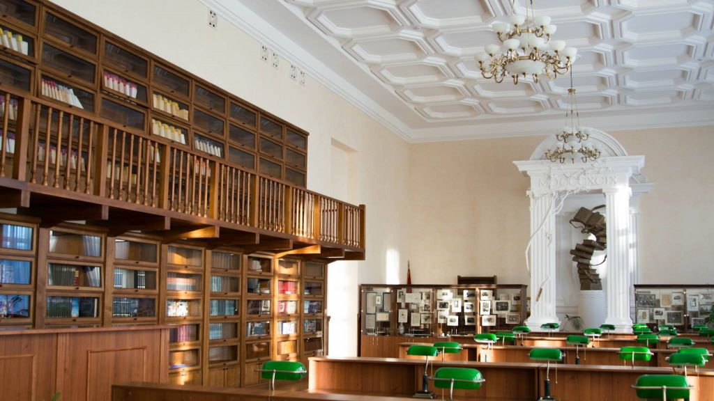 Библиотека Белинского открылась после десятилетнего ремонта— Заменили практически всё