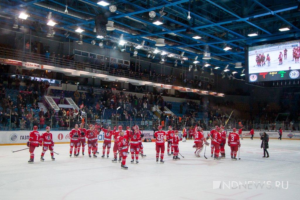 Хоккей: «Сибирь» осталась без серии плей-офф впервый раз с2012 года