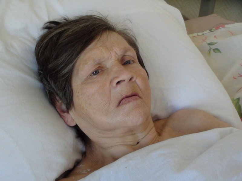 Милиция Нижнего Тагила ищет близких женщины, потерявшей память после инсульта