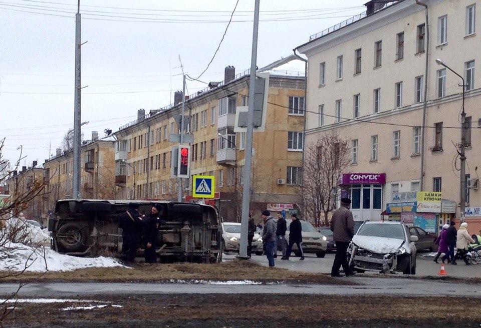 В помещении прокуратуры Первоуральска произошёл пожар