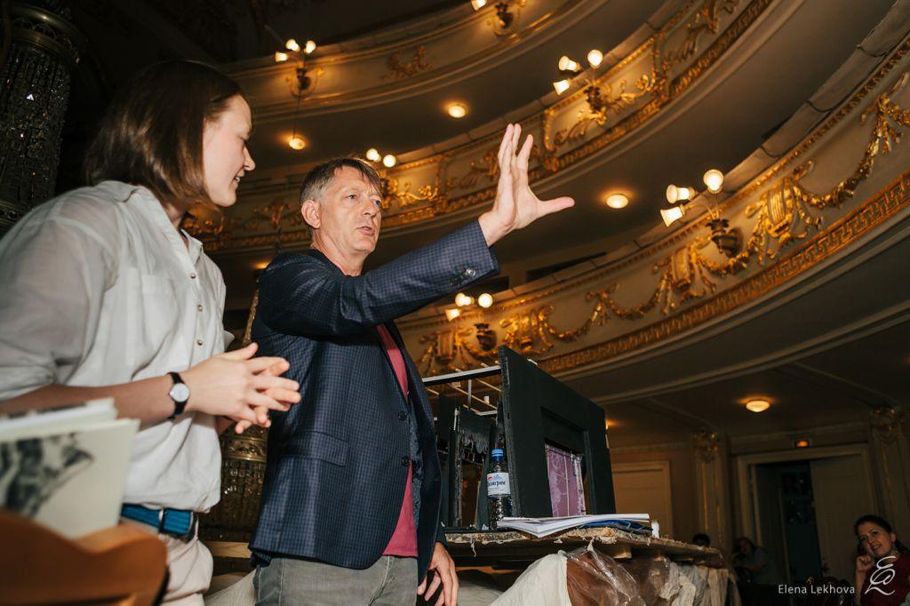Екатеринбургский театр оперы ибалета откроет сезон «Волшебной флейтой» Моцарта