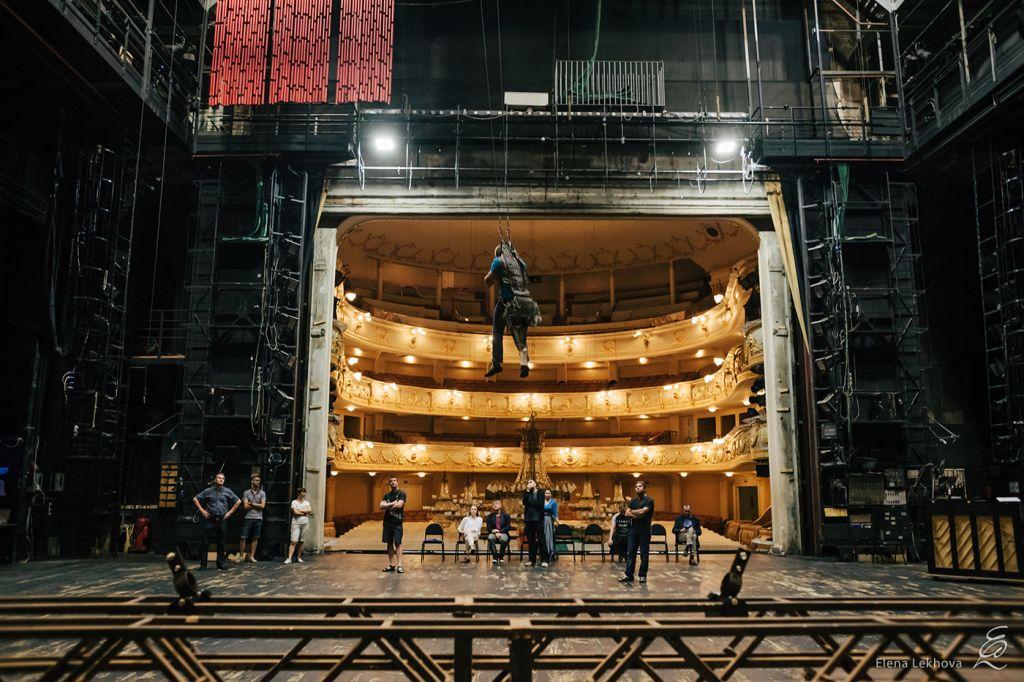 ВЕкатеринбургском оперном театре поставят «Волшебную флейту» Моцарта