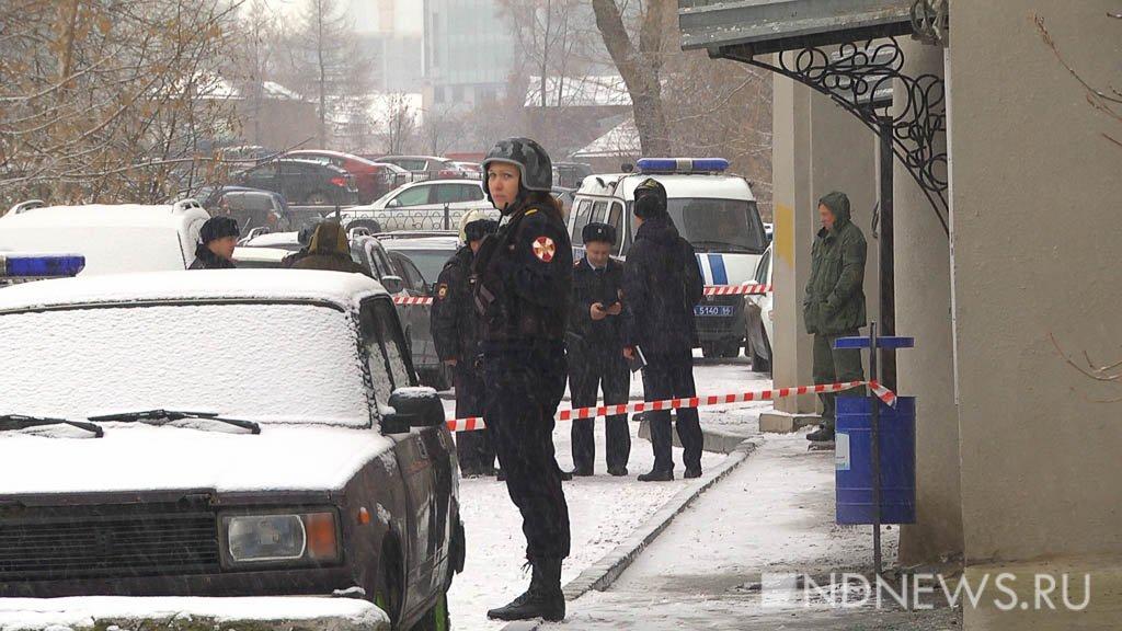 Полиция проверяла четыре объекта – в Екатеринбурге торговые центры вернулись к работе после эвакуаций