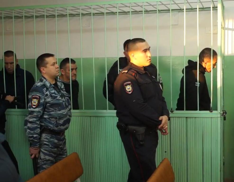 НаУрале осудили банду, ограбившую банк иювелирные магазины